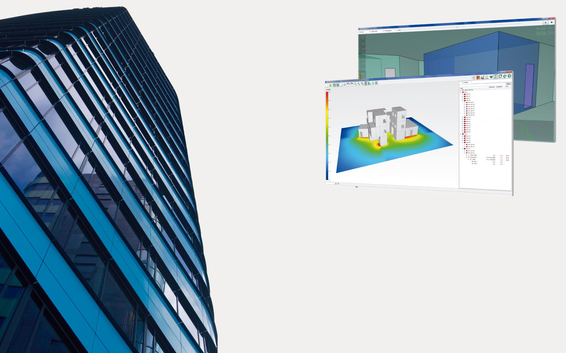 Acústica en edificación